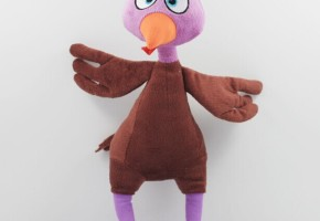 Free-shipping-2pcs-lot-New-Arrival-Anime-Free-Birds-11-28cm-Plush-Doll-font-b-Toy
